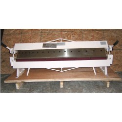IBP 4816 Box & Pan Sheet Metal Brake
