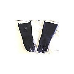 "6"" X 18"" rubber gloves"